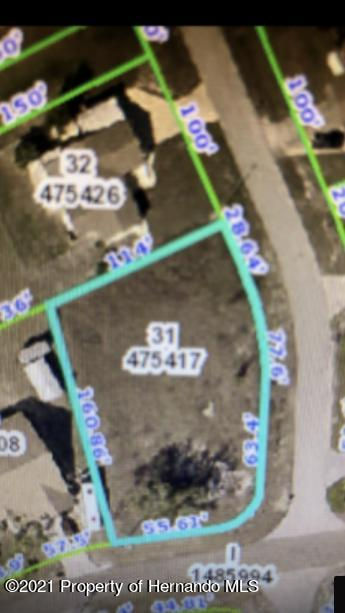 Listing Details for 0 Clearwater Drive, Spring Hill, FL 34606
