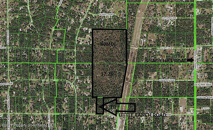 Listing Details for 0 Little Ranch Road Road, Shady Hills, FL 34610