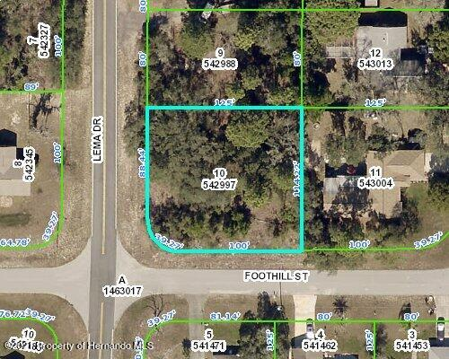 Listing Details for 0 Lema Drive, Spring Hill, FL 34609