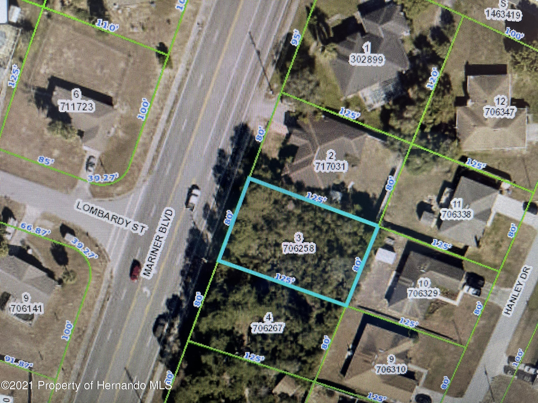 Listing Details for 0 Mariner Boulevard, Spring Hill, FL 34609