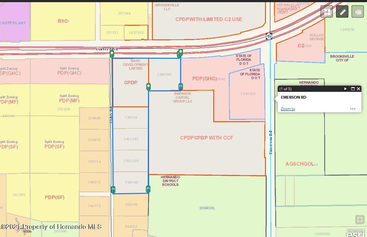 Details for 420556 Cortez Boulevard, Brooksville, FL 34601