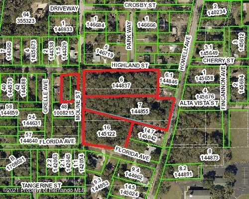 Listing Details for O Moline Street, Brooksville, FL 34601