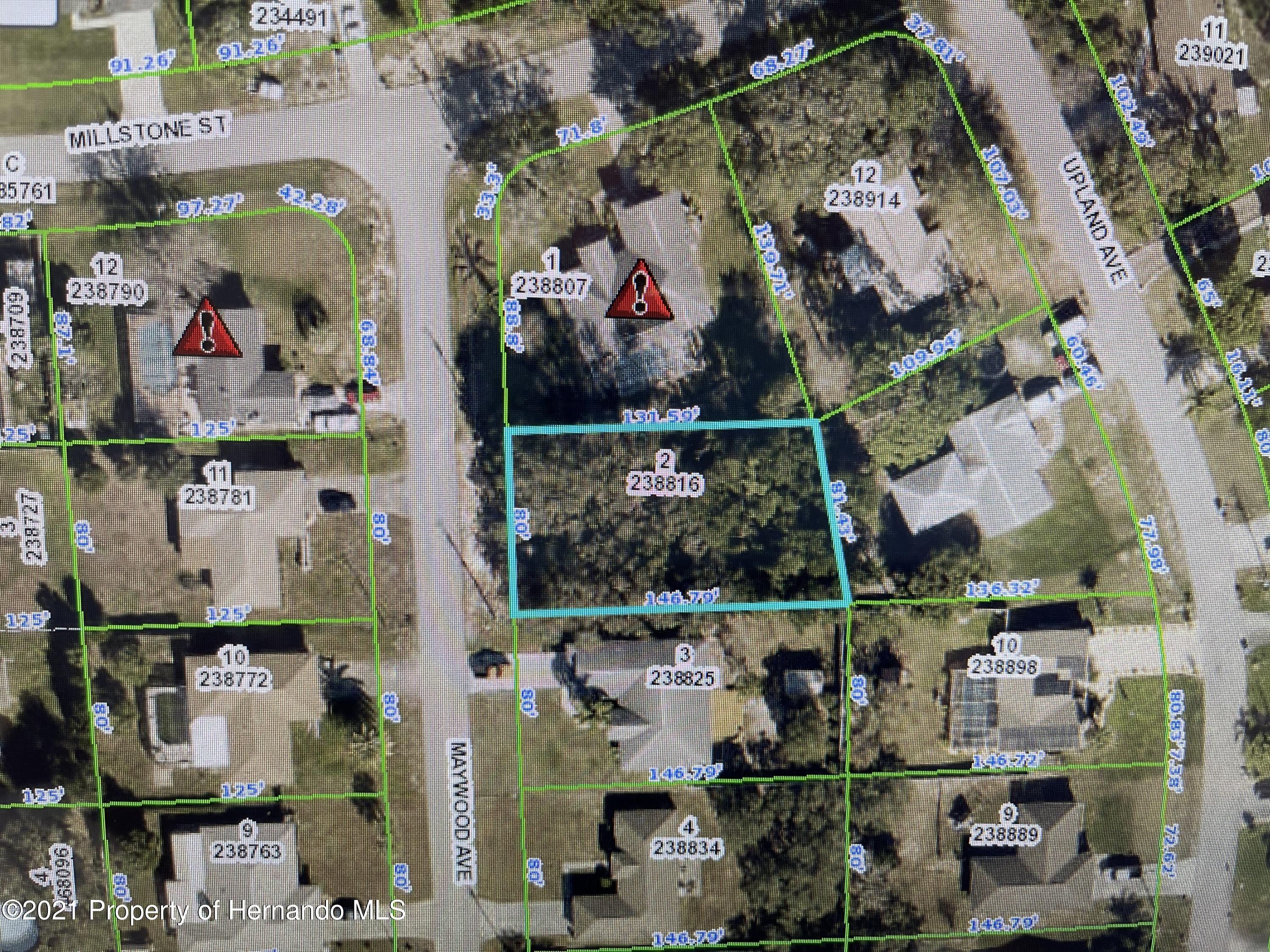 Listing Details for 0 Maywood Avenue, Spring Hill, FL 34606