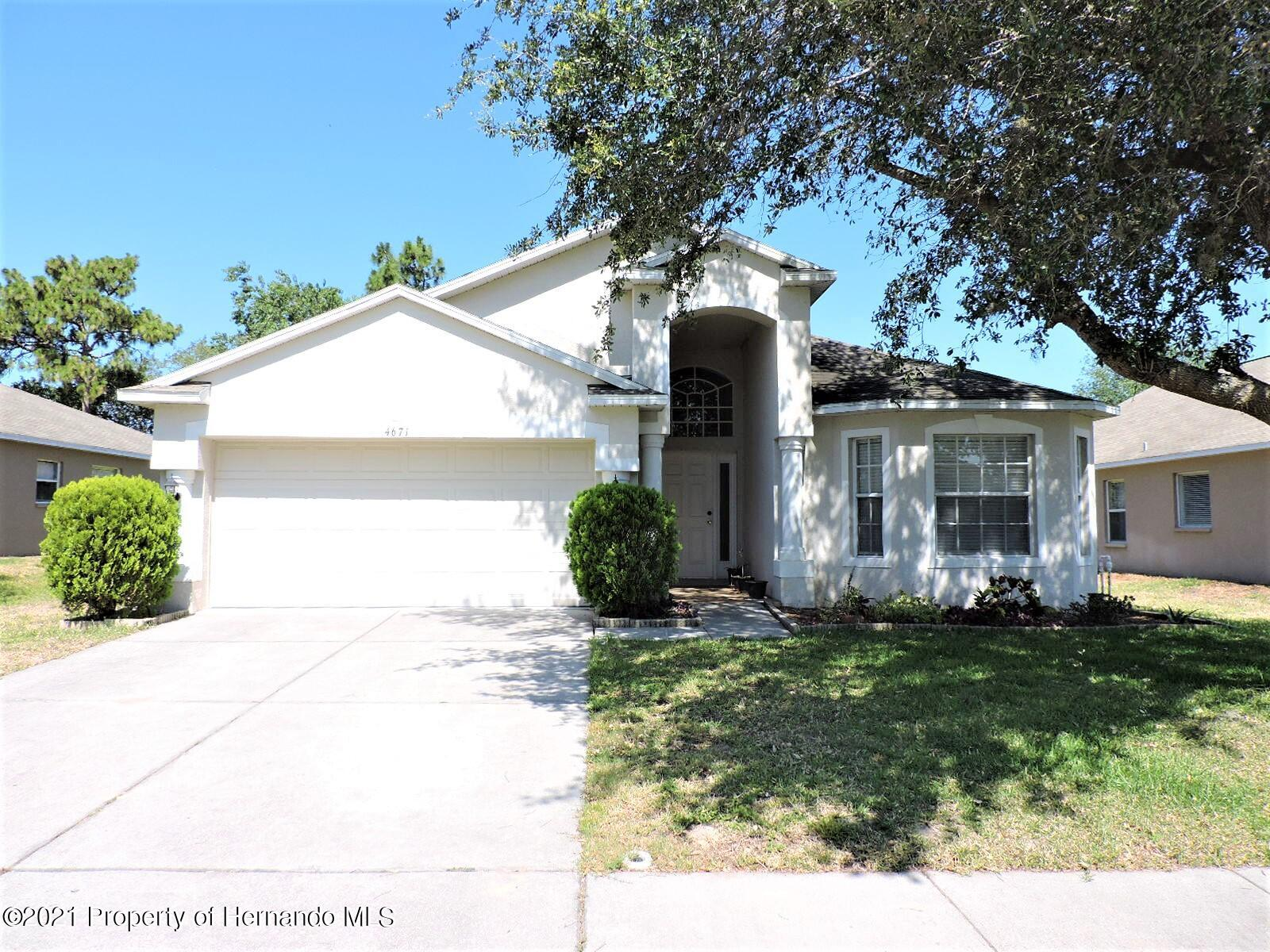 Details for 4671 Ayrshire Drive, Spring Hill, FL 34609