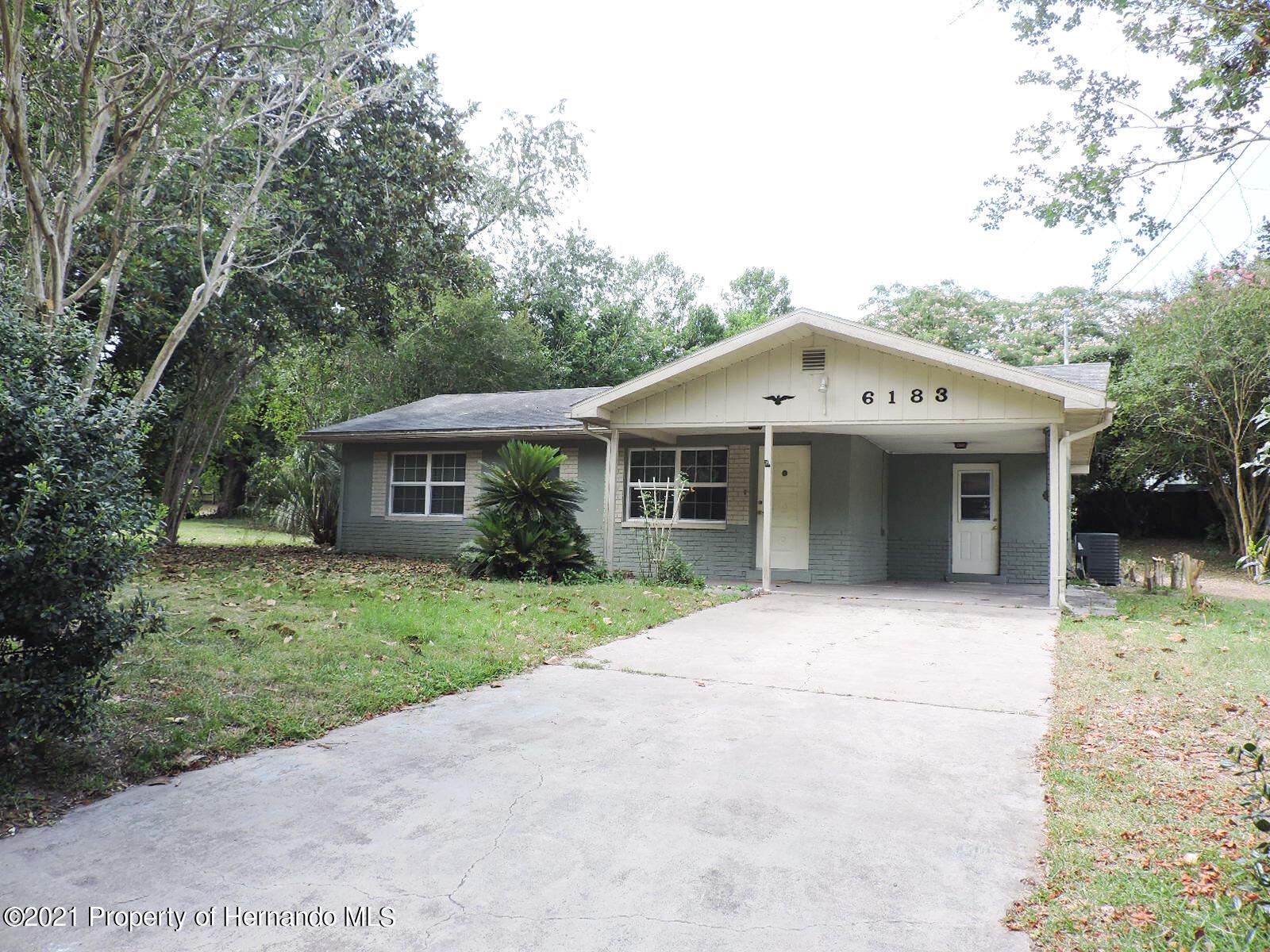 Details for 6183 Faber Drive, Brooksville, FL 34602