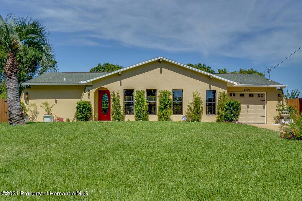 Details for 6027 Freeport Drive, Spring Hill, FL 34606
