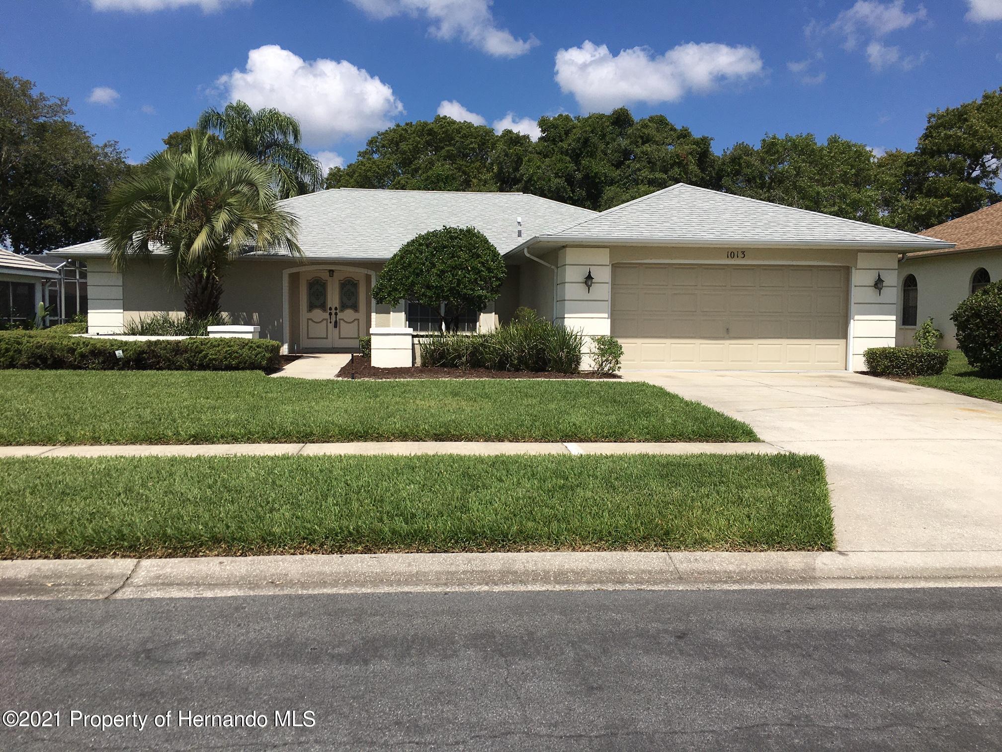 Details for 1013 Greenturf Road, Spring Hill, FL 34608