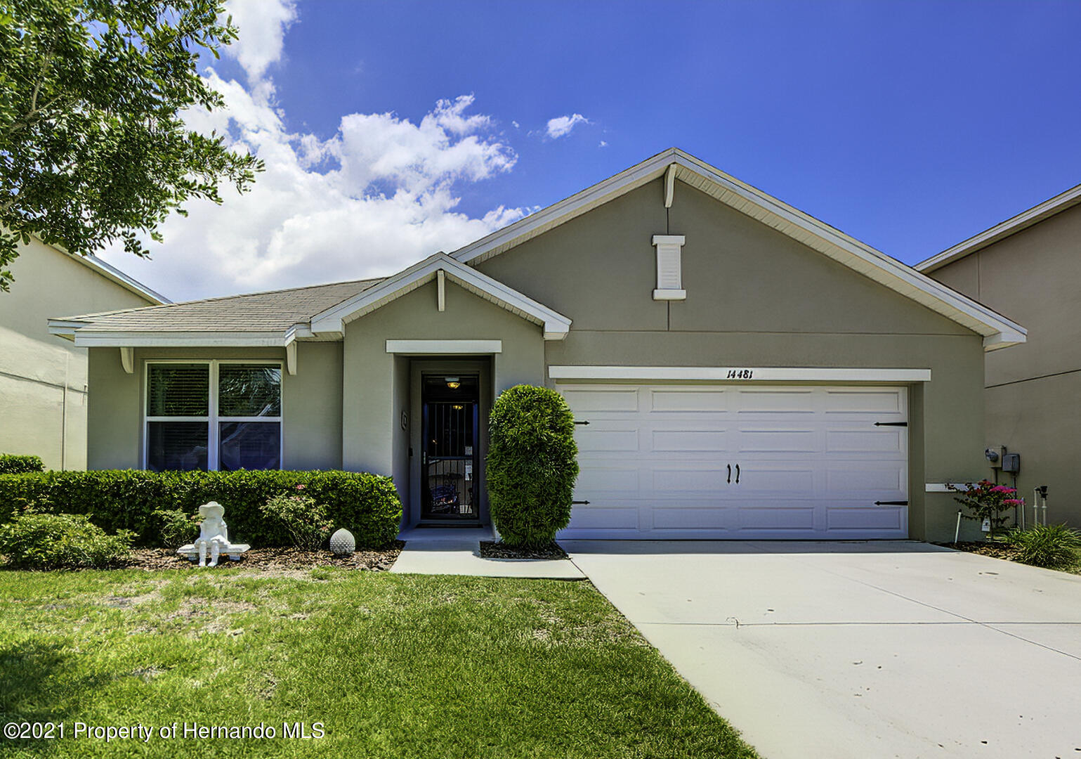 Details for 14481 Finsbury Drive, Spring Hill, FL 34609