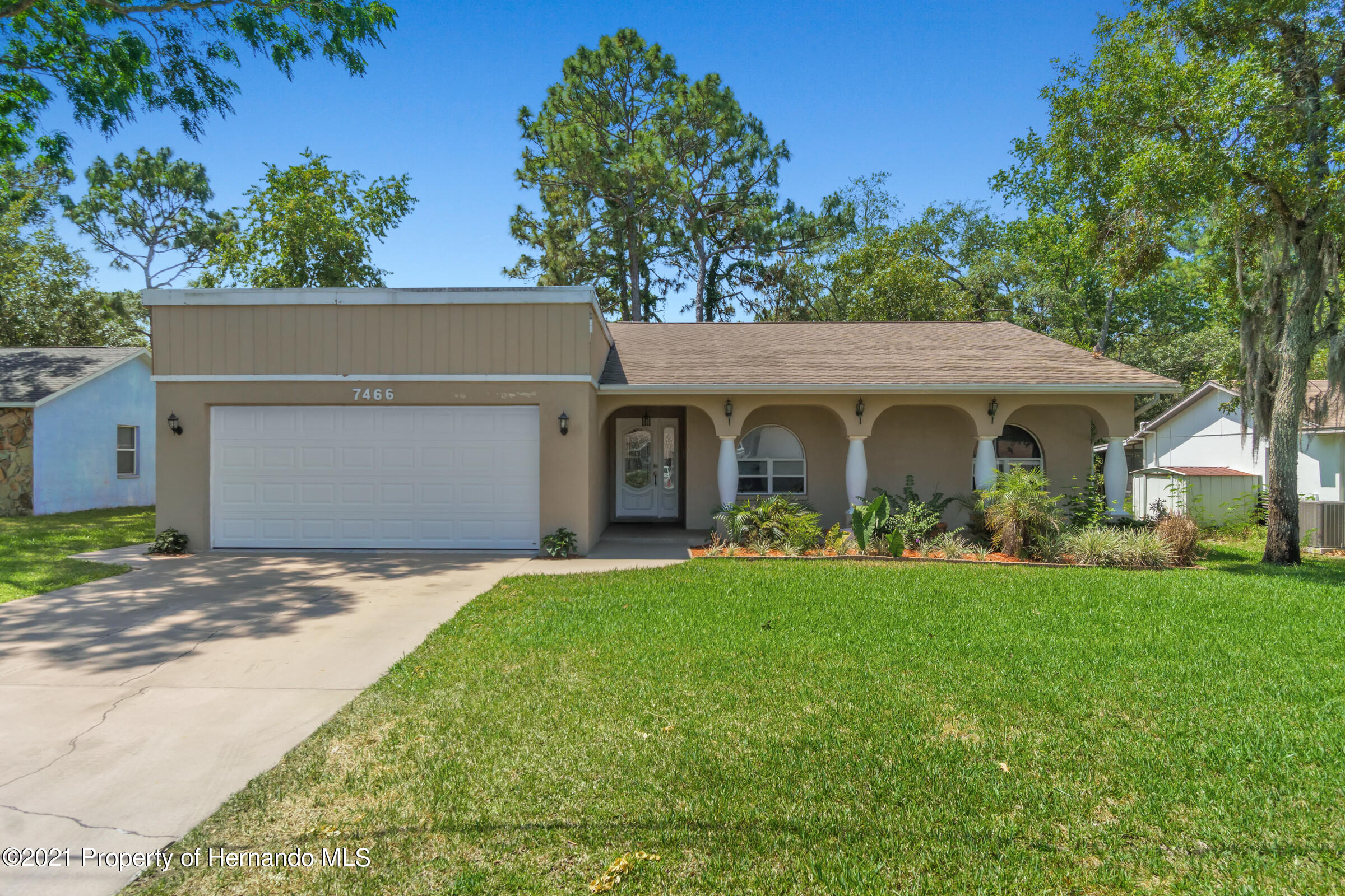 Details for 7466 Apache Trail, Spring Hill, FL 34606