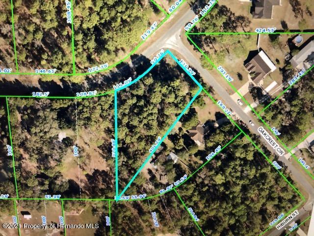 Listing Details for 00 Oakcrest Circle, Brooksville, FL 34604