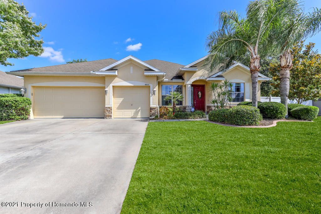Details for 4800 Larkenheath Drive, Spring Hill, FL 34609