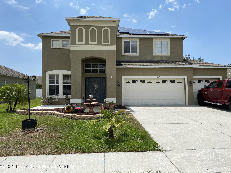 Details for 14818 Edgemere Drive, Spring Hill, FL 34609