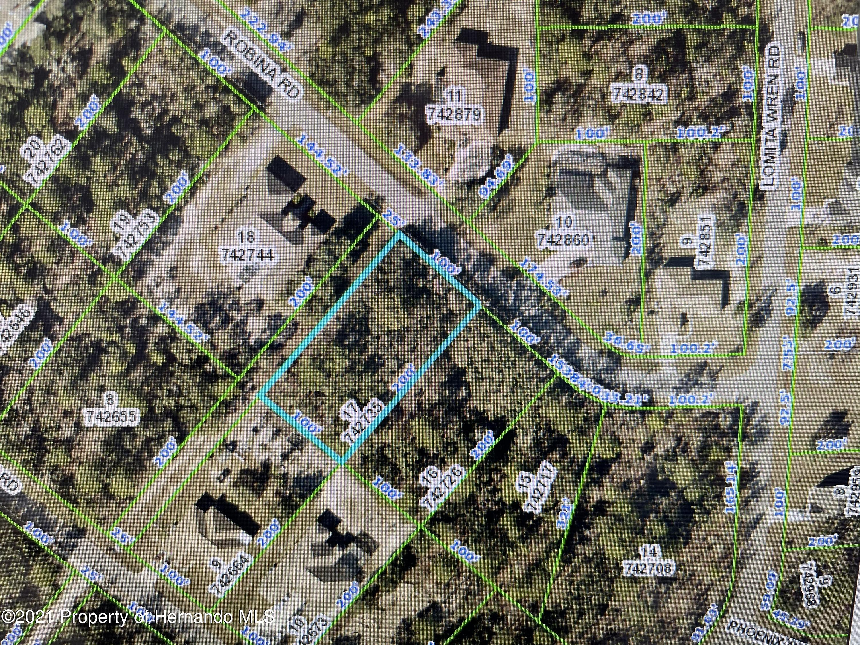 Listing Details for 0 Robina Road, Brooksville, FL 34614