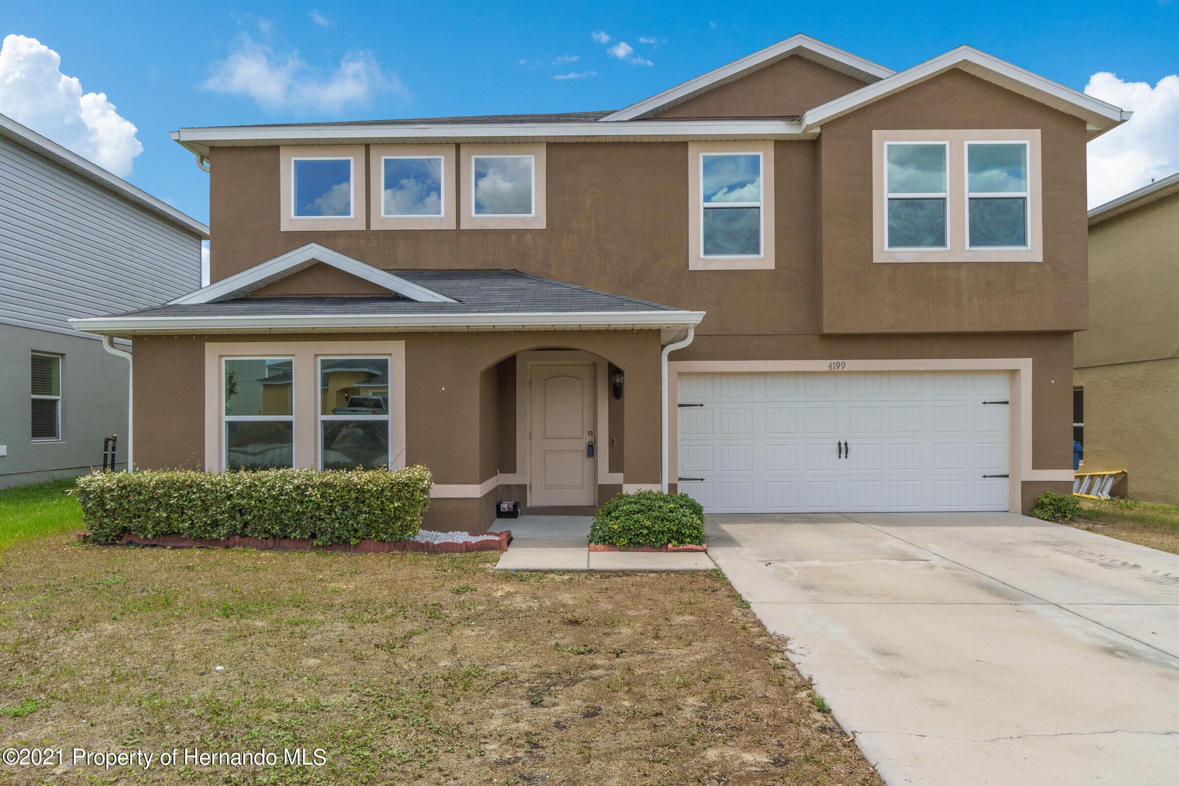 Details for 4199 Sand Ridge Boulevard, Spring Hill, FL 34609