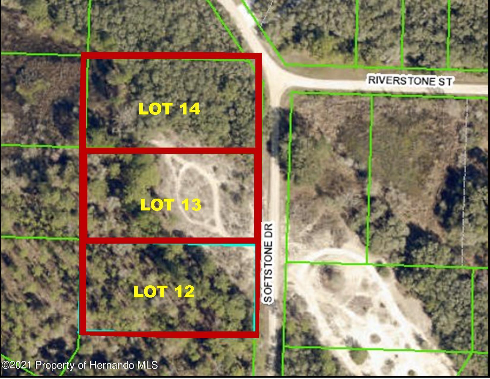 Details for 00000 Softstone Drive Lot 14, Ridge Manor, FL 33597