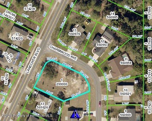 Listing Details for 0 Landover Boulevard, Spring Hill, FL 34609