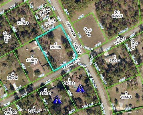 Listing Details for 0 Feather Street, Spring Hill, FL 34609