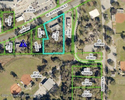 Details for 931 W Jefferson Street, Brooksville, FL 34601