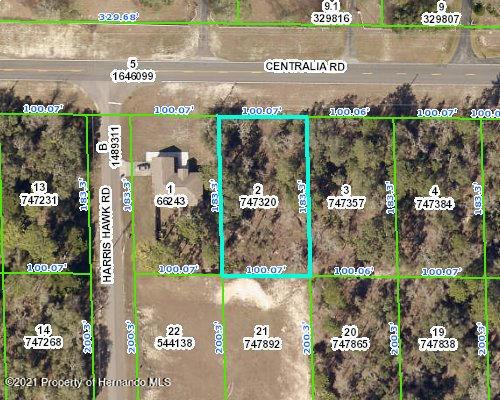Details for 0 Centralia Road, Brooksville, FL 34614