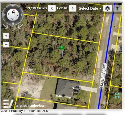 Listing Details for 13095 Manistee Road, Brooksville, FL 34614