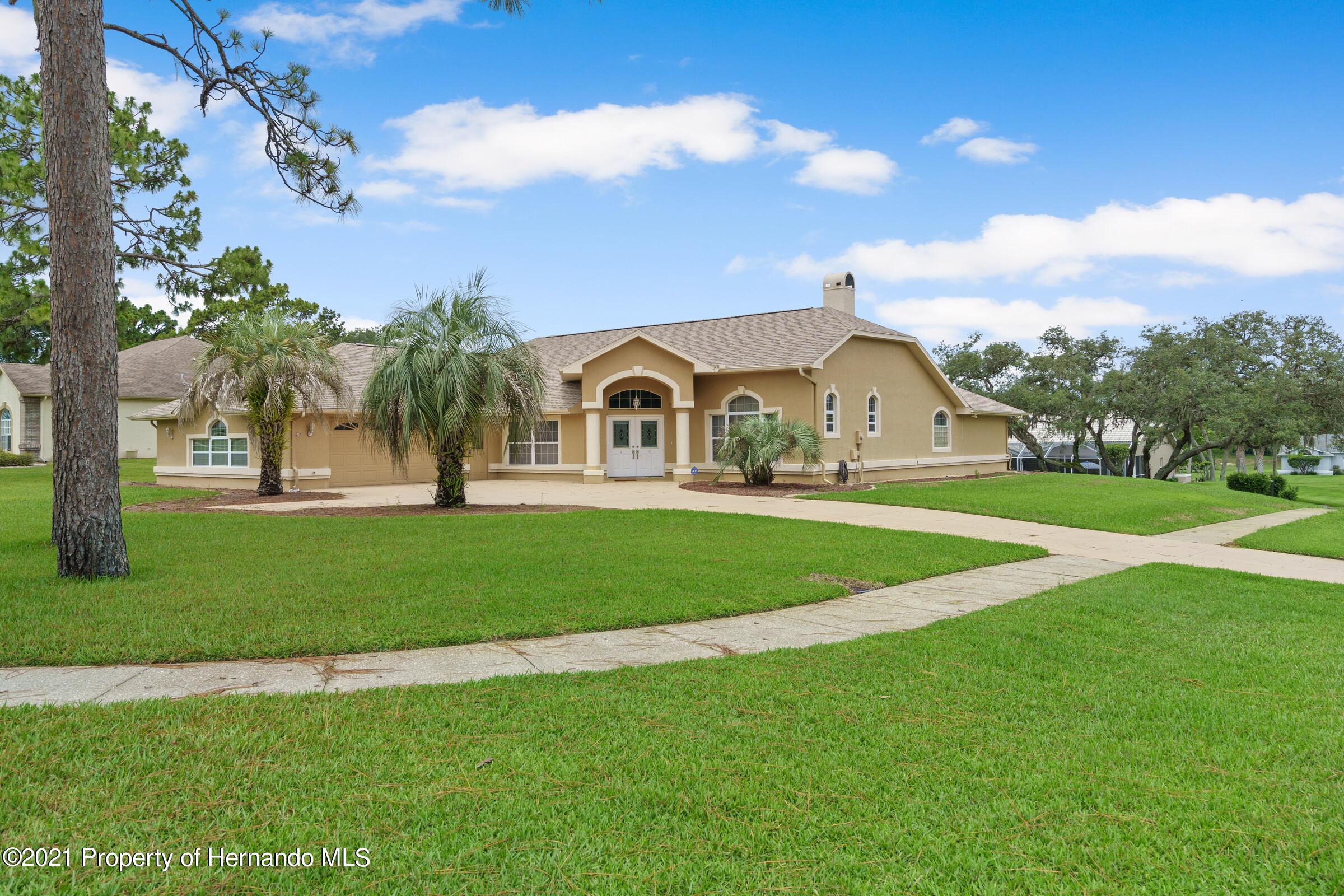 Details for 14592 Linden Drive, Spring Hill, FL 34609