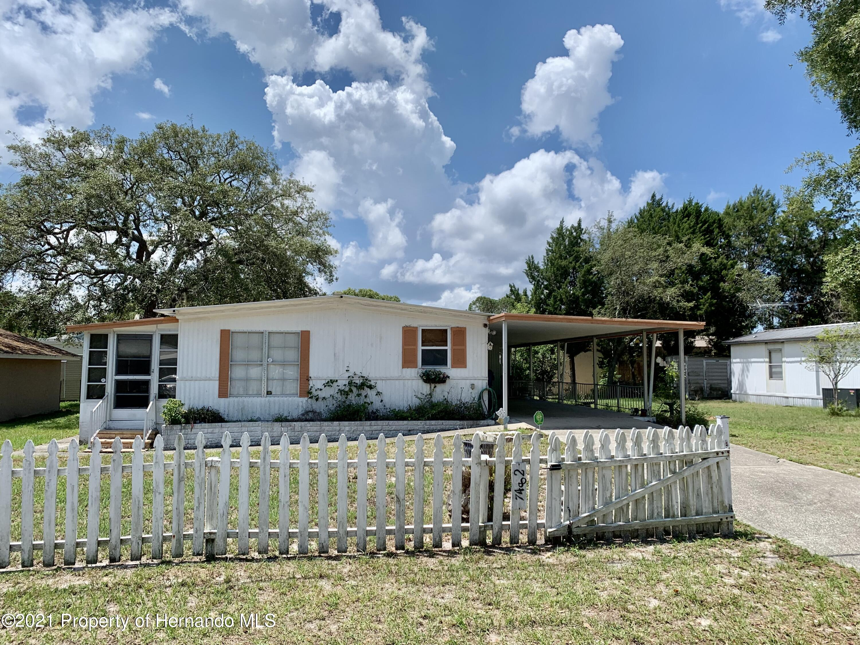 Details for 7482 Sealawn Drive, Spring Hill, FL 34606