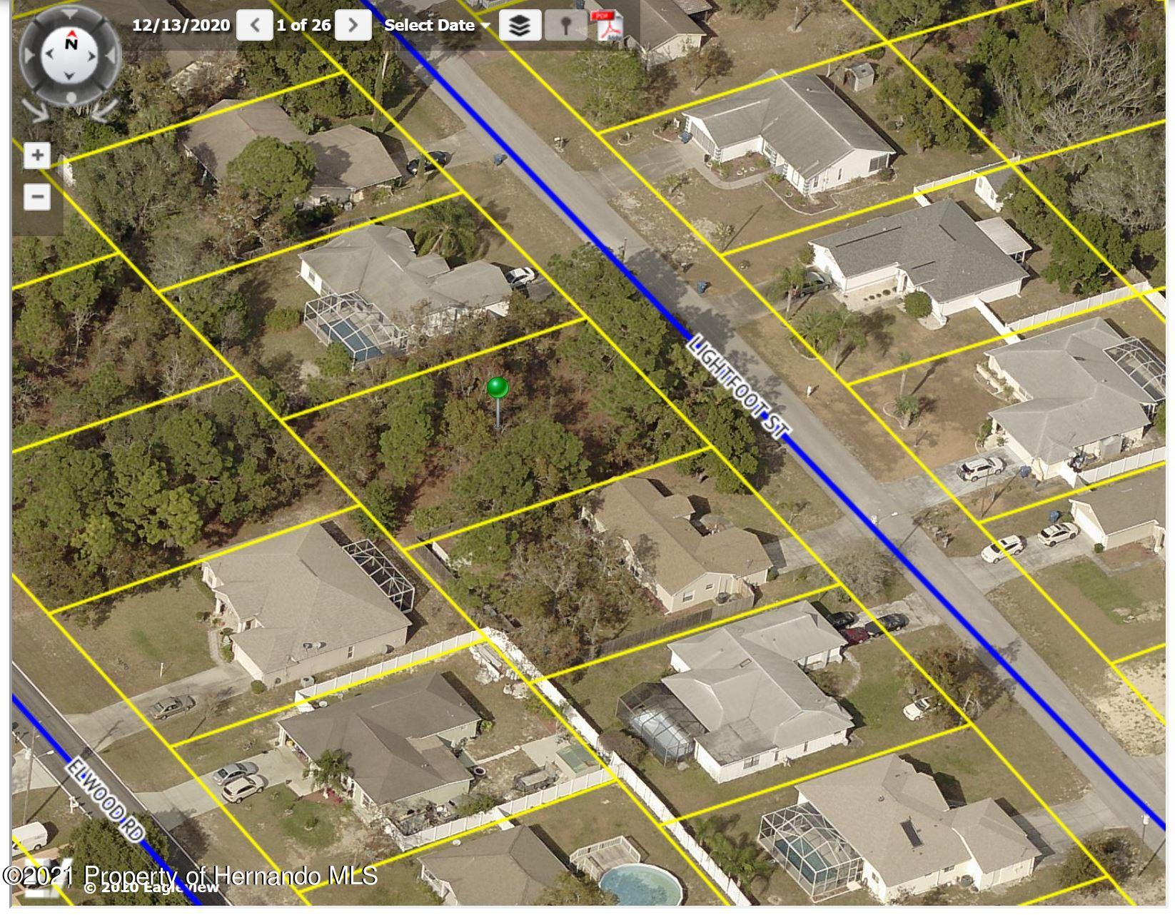 Details for 000 Lightfoot Street, Spring Hill, FL 34609
