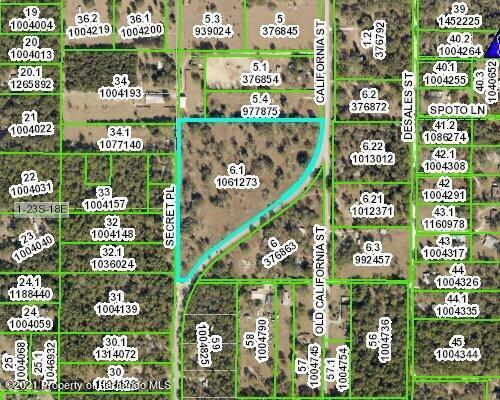 Details for 6140 Secret, Brooksville, FL 34604