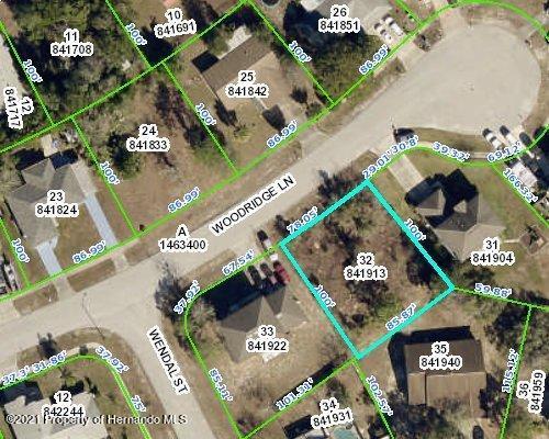 Listing Details for 0 Woodridge Lane, Spring Hill, FL 34609