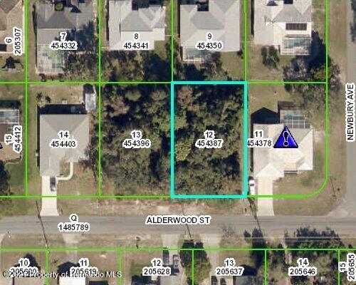 Listing Details for 0 Alderwood, Spring Hill, FL 34606