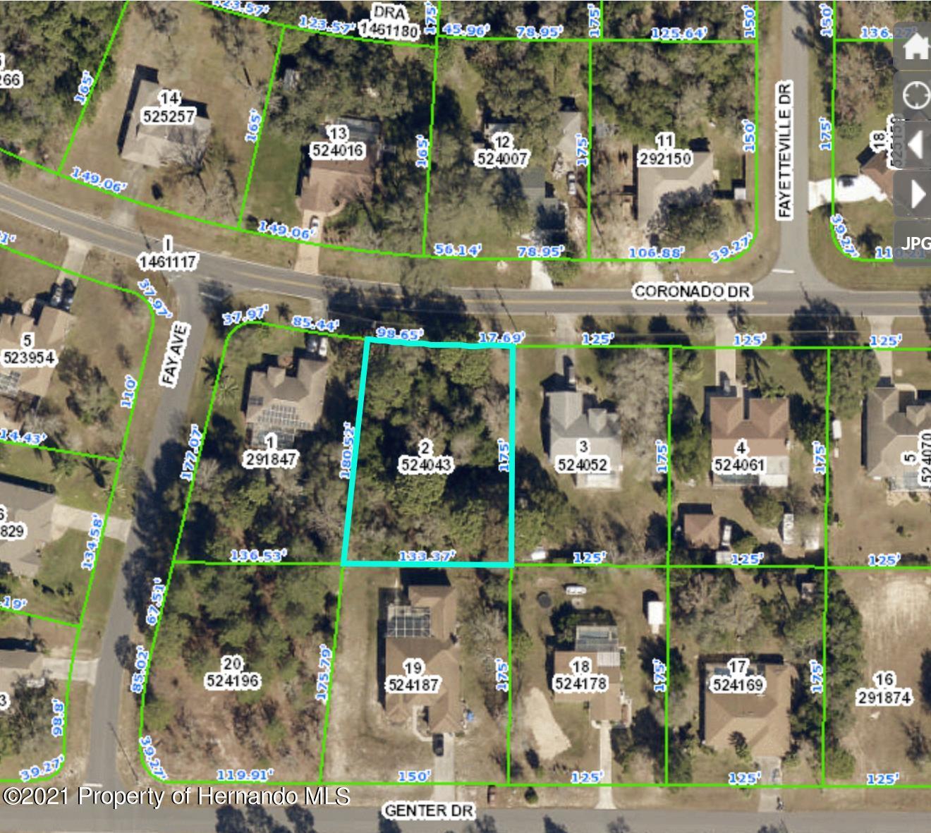 Details for 0 Coronado Drive, Spring Hill, FL 34609