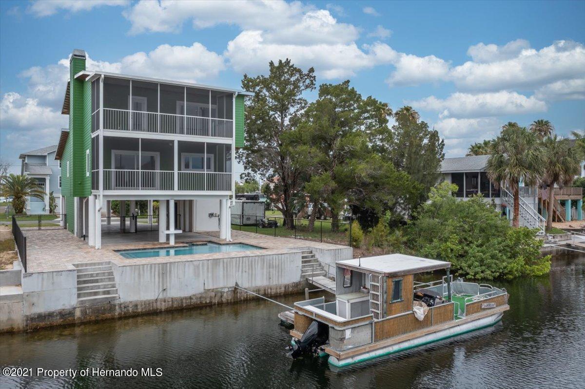 Details for 4035 Casa Court, Hernando Beach, FL 34607