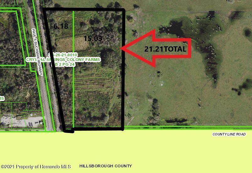 Details for 40053 County Line Road, Zephyrhills, FL 33540