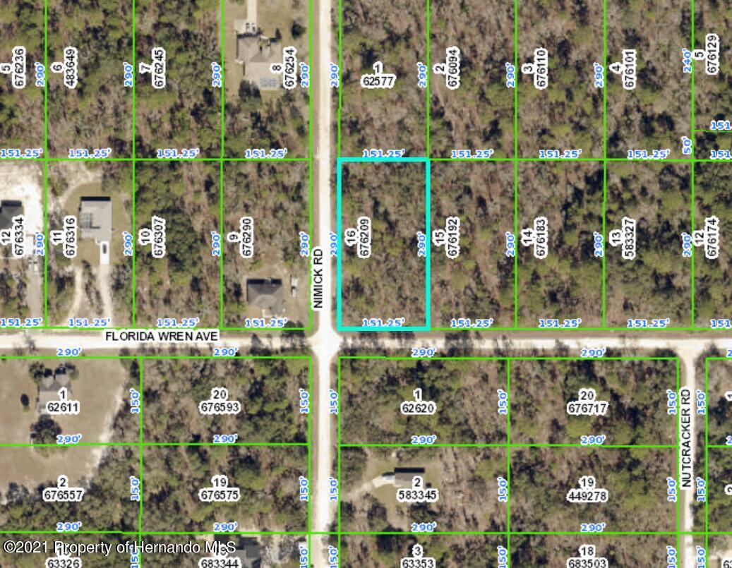 Listing Details for 10457 Florida Wren Avenue, Brooksville, FL 34614