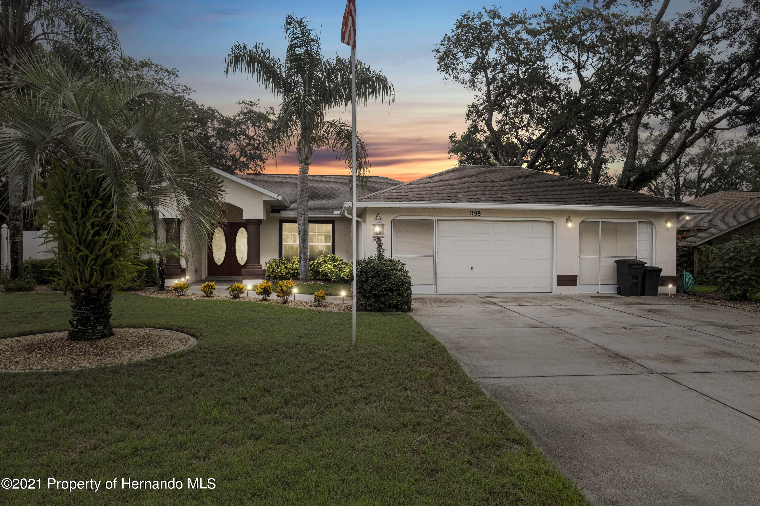 Details for 1198 Newcomb Avenue, Spring Hill, FL 34608