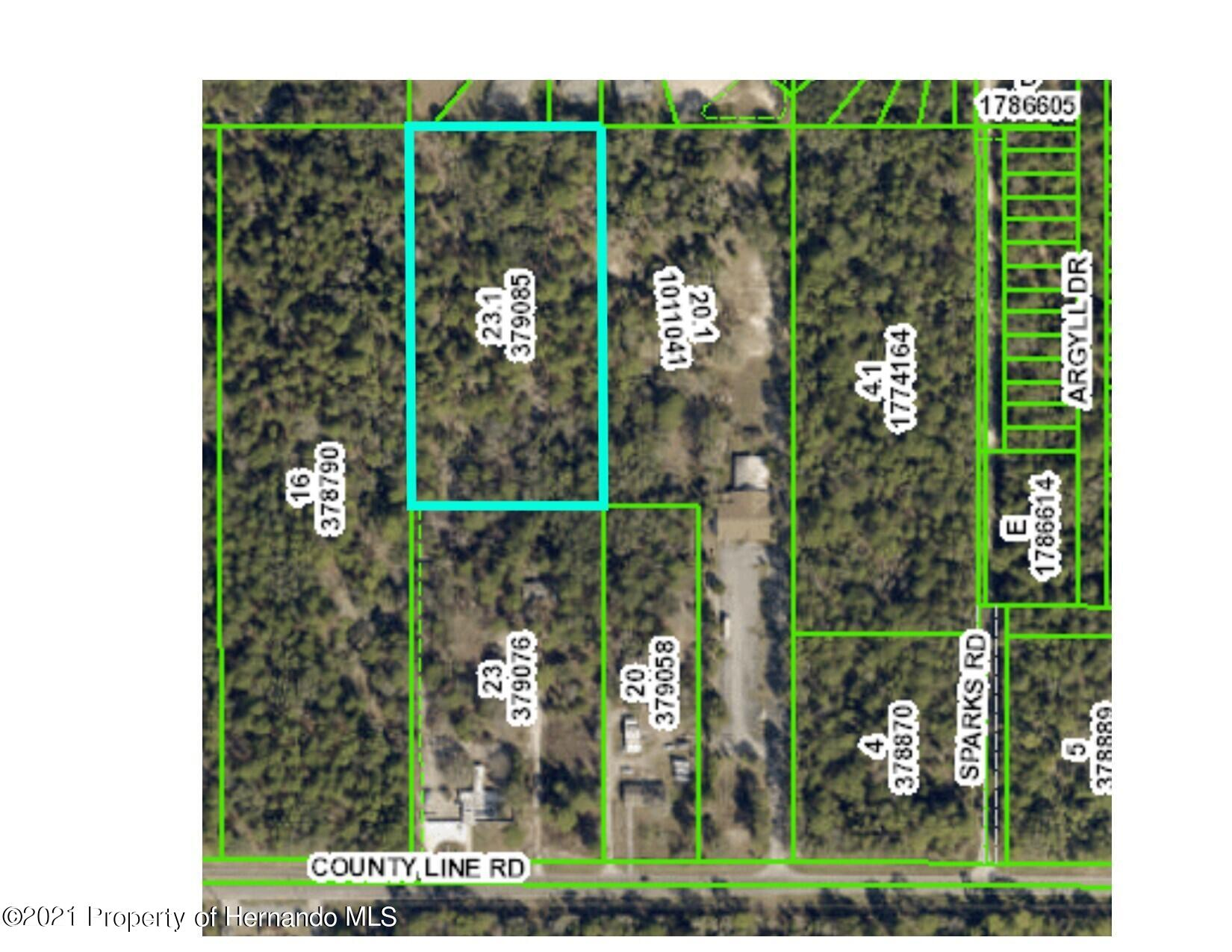 Listing Details for 00000 County Line Road, Spring Hill, FL 34609