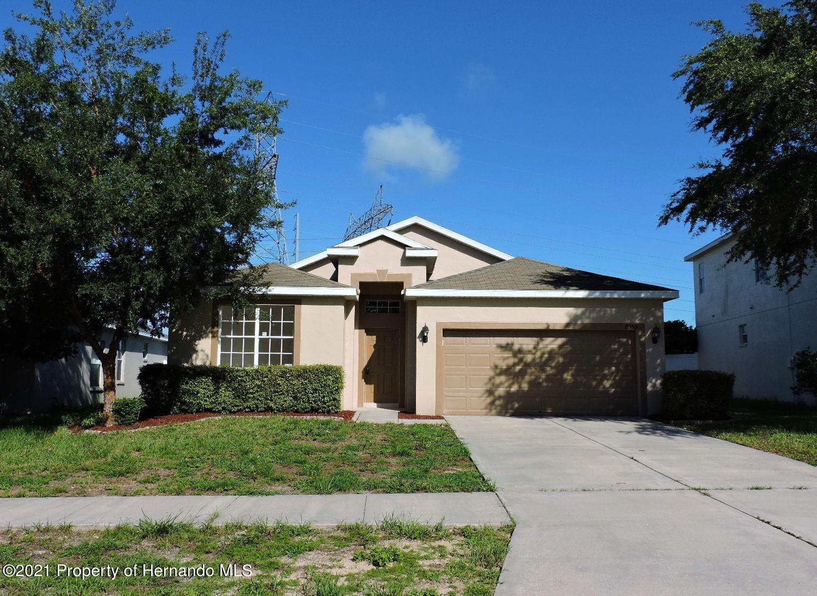 Details for 8555 Southern Charm Circle, Brooksville, FL 34613