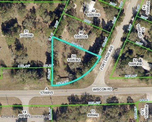 Listing Details for 0 Fort Dade Avenue, Brooksville, FL 34601