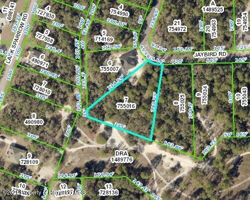 Details for 12233 Jaybird Road, Weeki Wachee, FL 34614