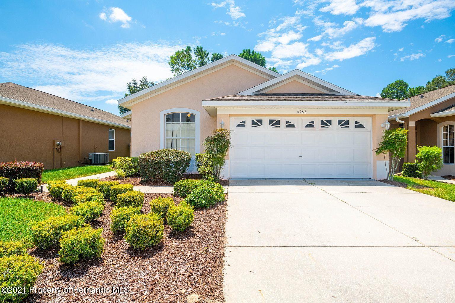 Details for 4186 Silver Fox Drive, Spring Hill, FL 34609