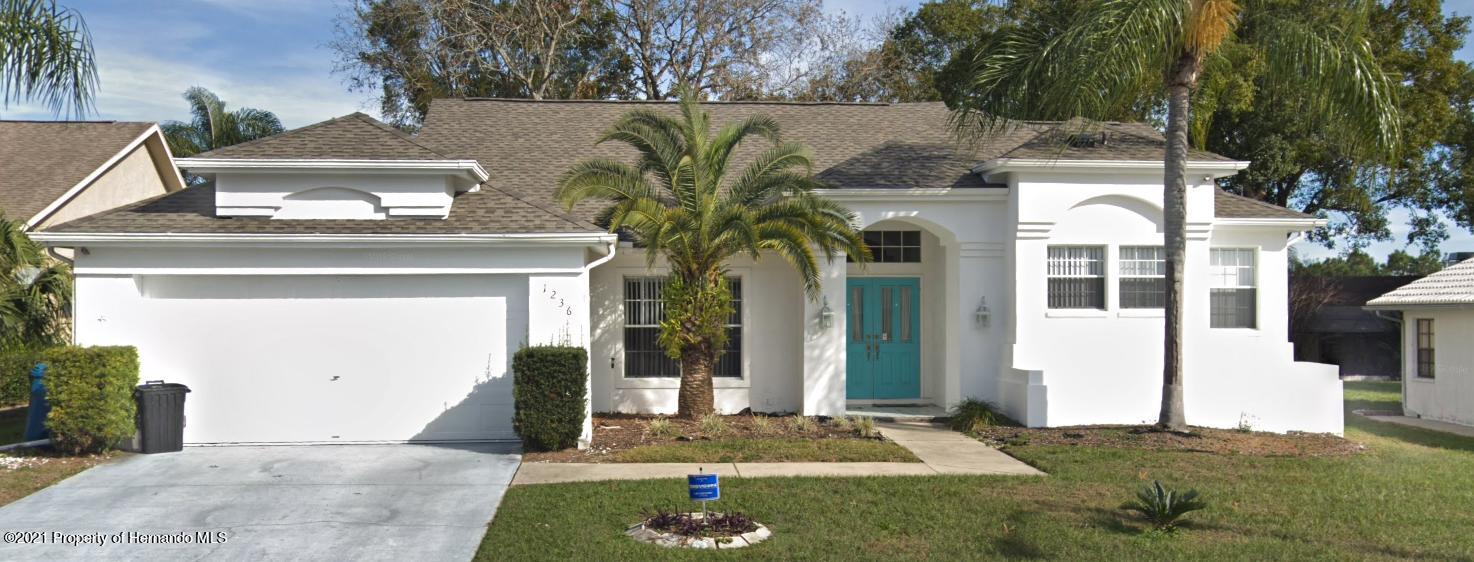 Listing Details for 1236 Lansing Drive, Spring Hill, FL 34608