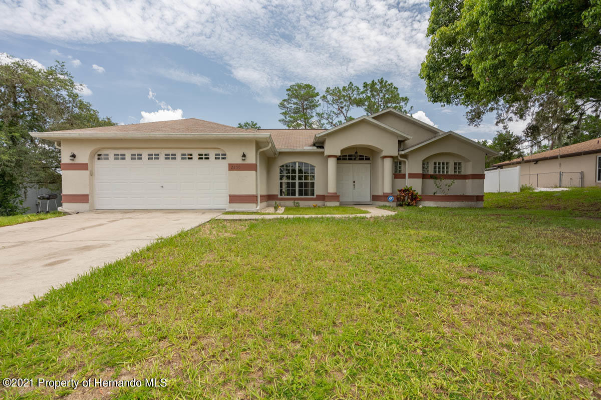 Details for 2260 Lema Drive, Spring Hill, FL 34609