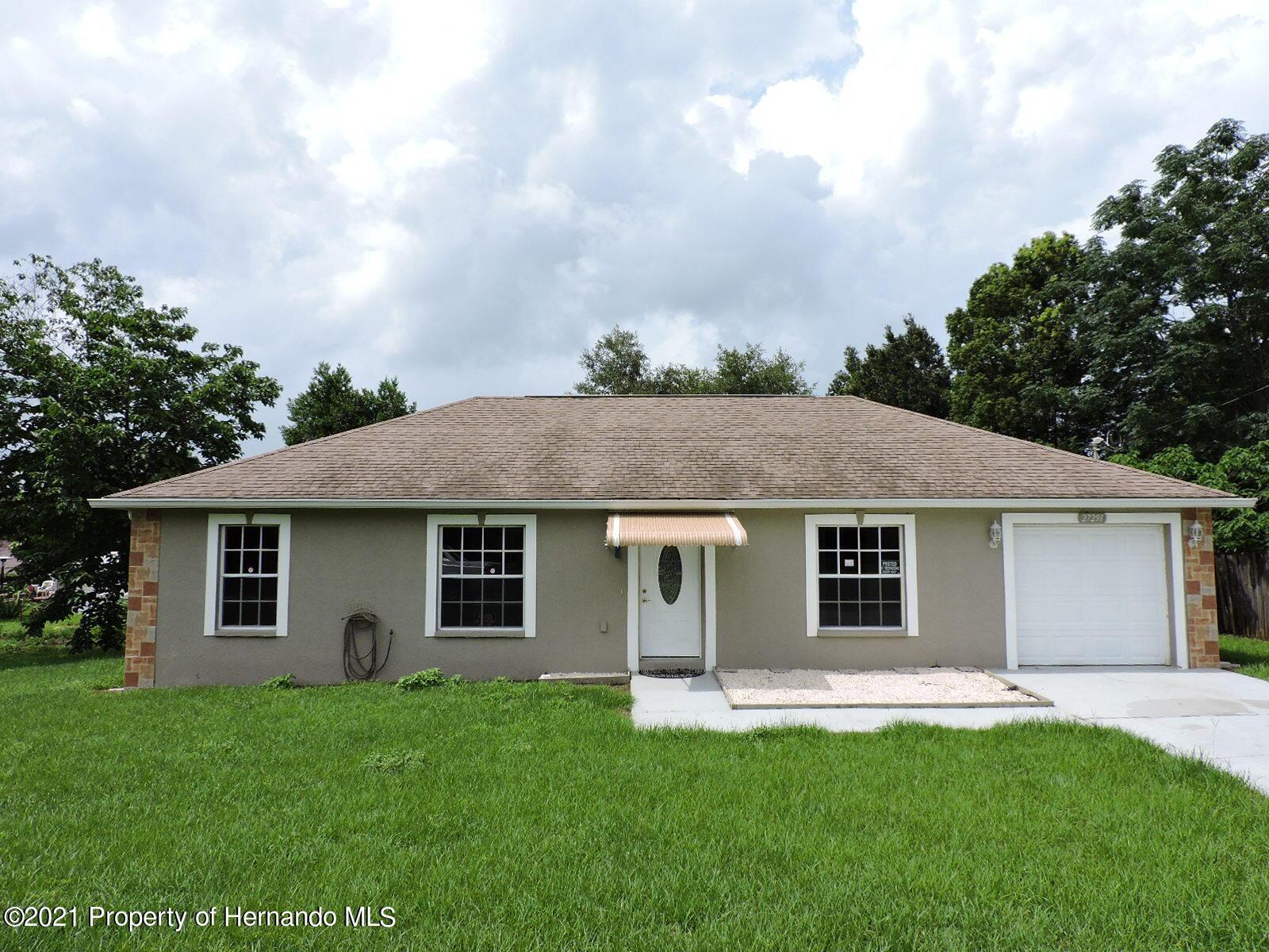 Details for 27291 Thrush Avenue, Brooksville, FL 34602