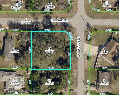 Details for 000 Gatewood Avenue, Spring Hill, FL 34608