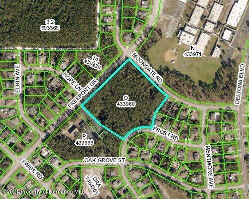 Listing Details for 0 Freeport Drive, Spring Hill, FL 34606
