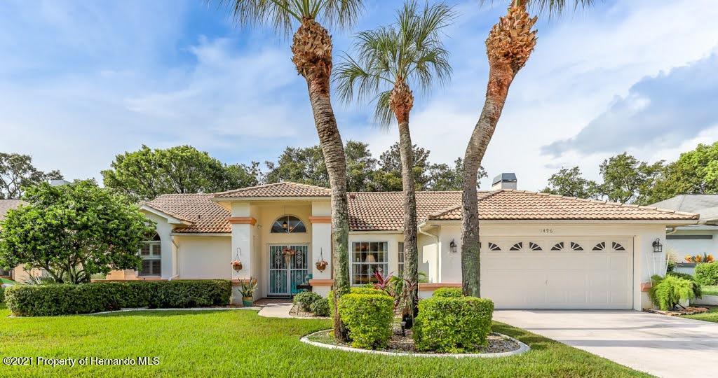 Details for 1496 Overland Drive, Spring Hill, FL 34608