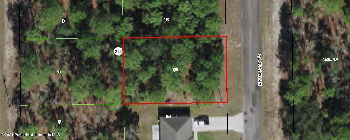 Listing Details for 9696 N Stafford Drive, Citrus Springs, FL 34433