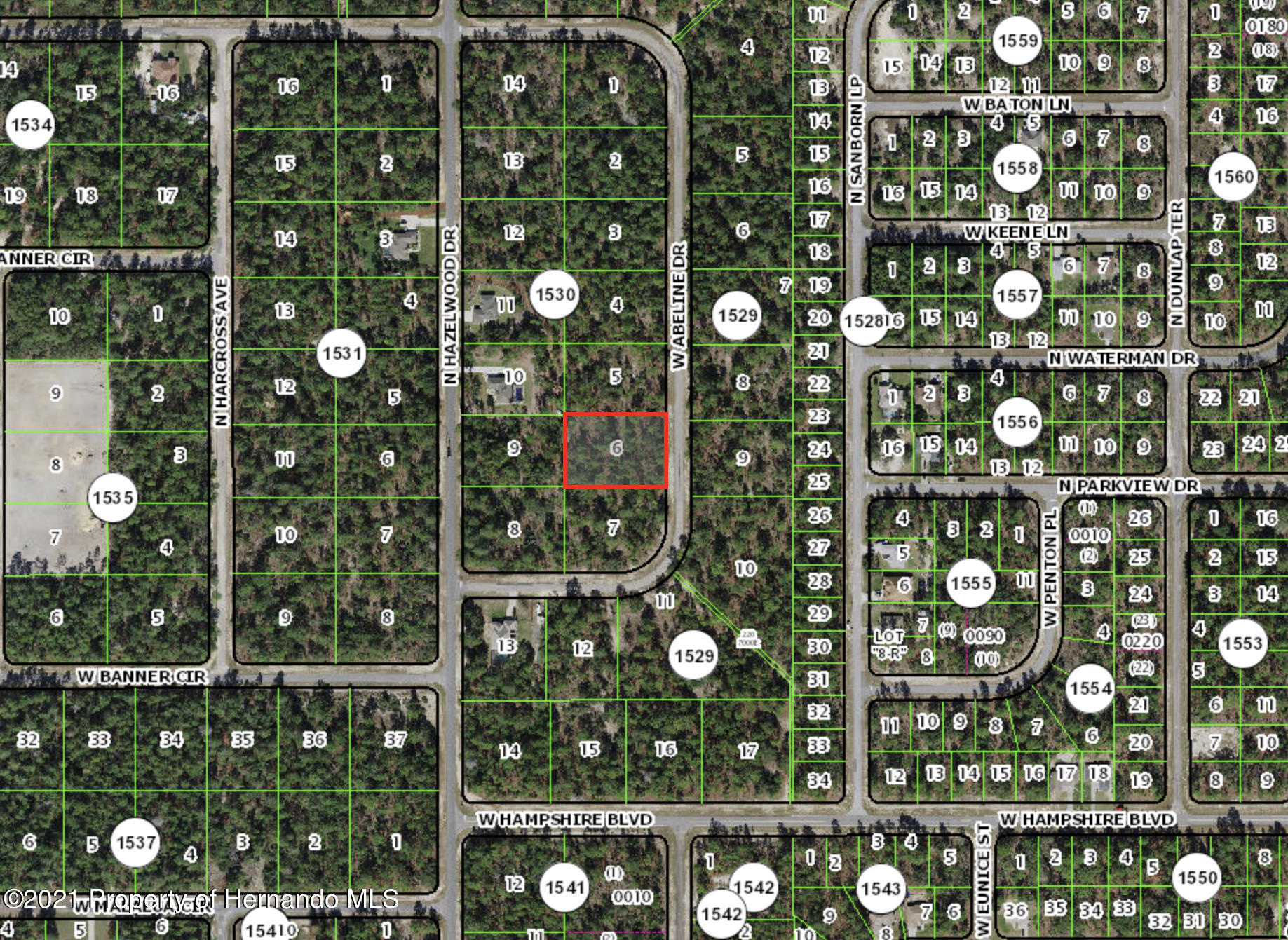 Listing Details for 4036 W Abeline Drive, Citrus Springs, FL 34433