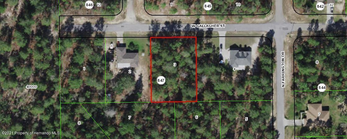Listing Details for 4440 W Gallagher Street, Citrus Springs, FL 34433