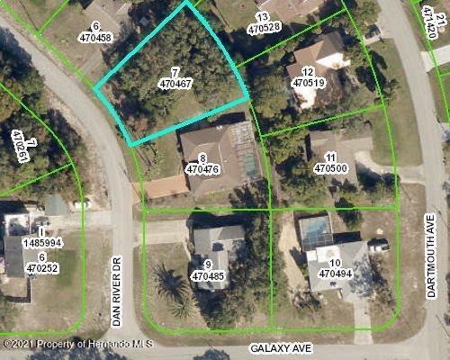 Listing Details for 0 Dan River Drive, Spring Hill, FL 34606